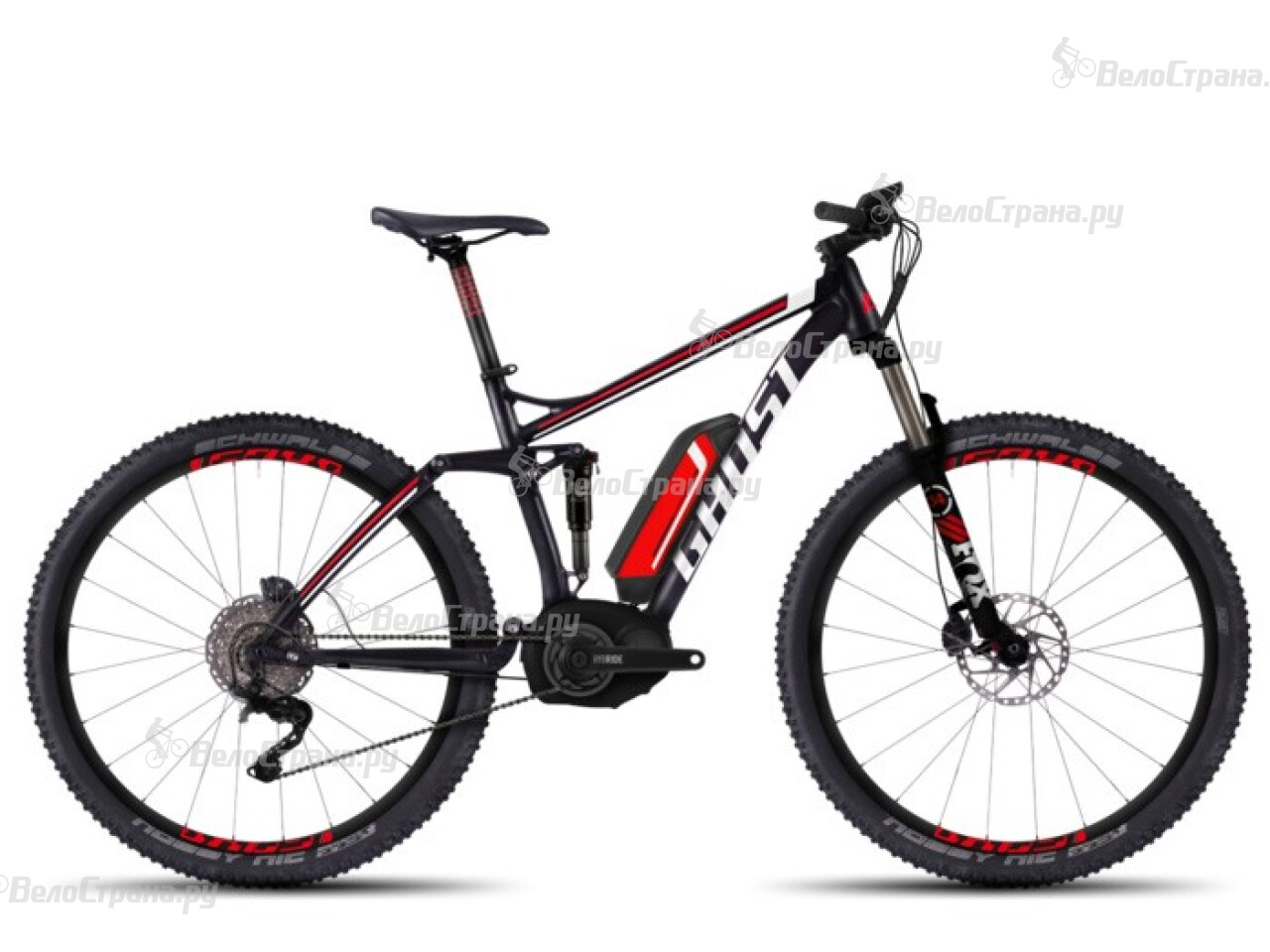 Велосипед Ghost Teru FS 7 (2016) велосипед challenger mission lux fs 26 черно красный 16