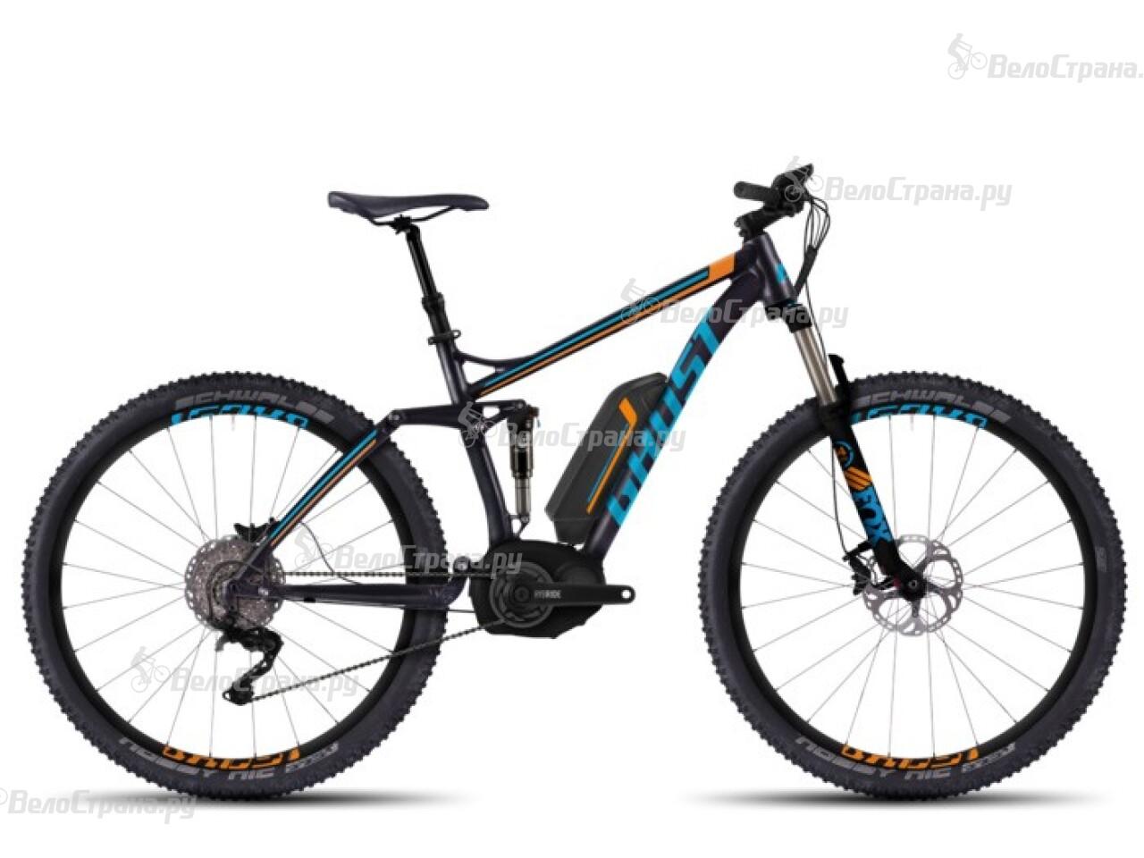 Велосипед Ghost Teru FS 9 (2016) велосипед challenger mission lux fs 26 черно красный 16