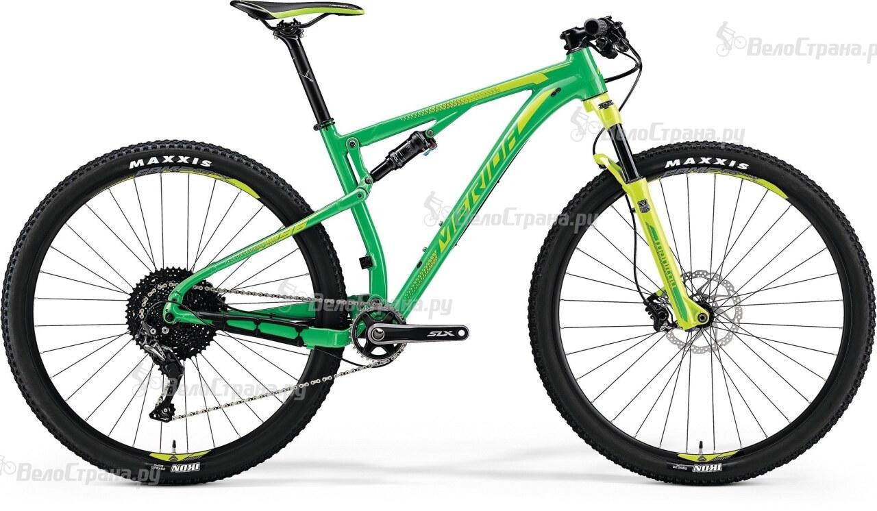 Велосипед Merida NINETY-SIX 600 29 (2018) manitou marvel comp 29