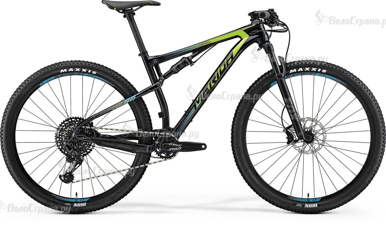 Велосипед Merida NINETY-SIX 6000 27.5 (2018)