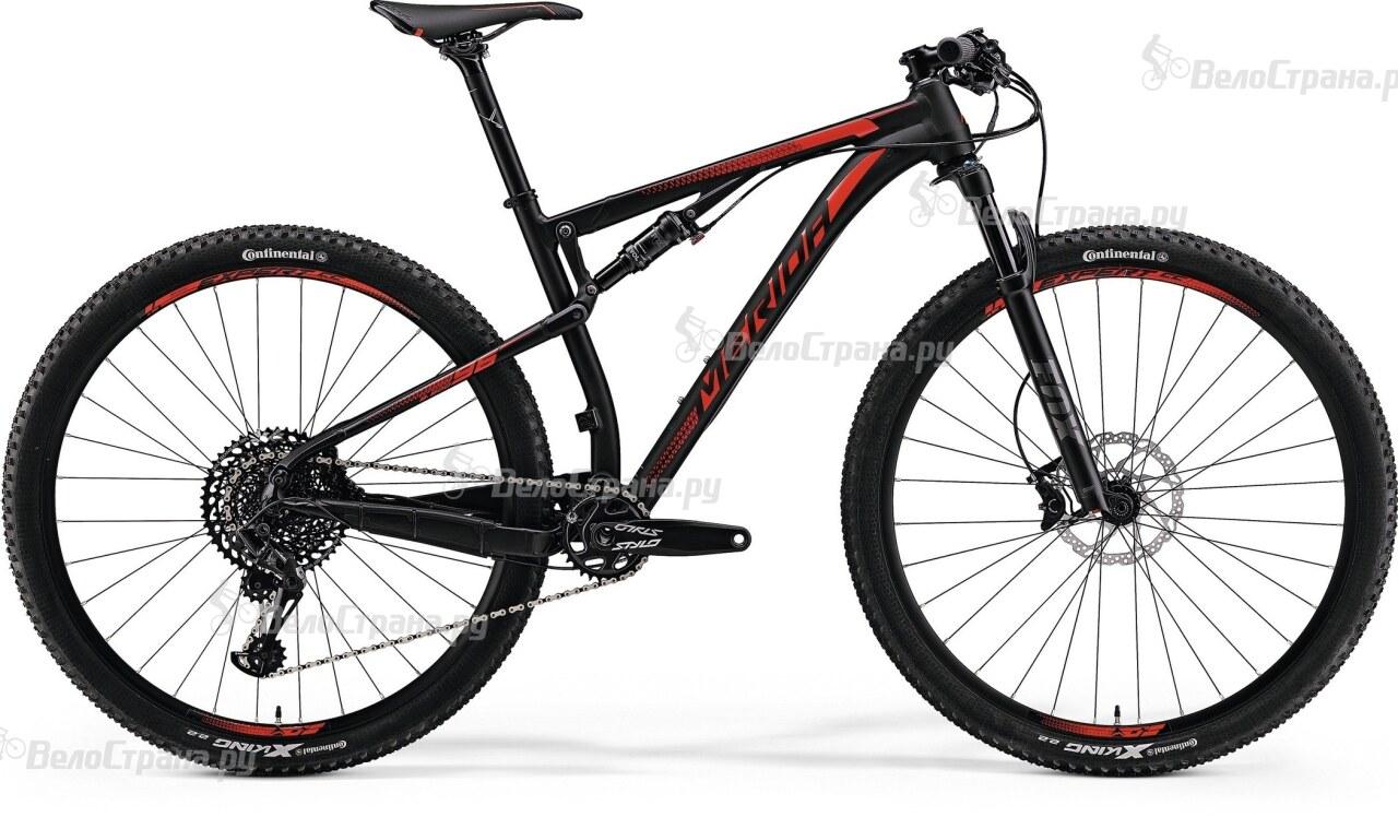 Велосипед Merida NINETY-SIX 800 27.5 (2018) merida bigseven 800 27 5