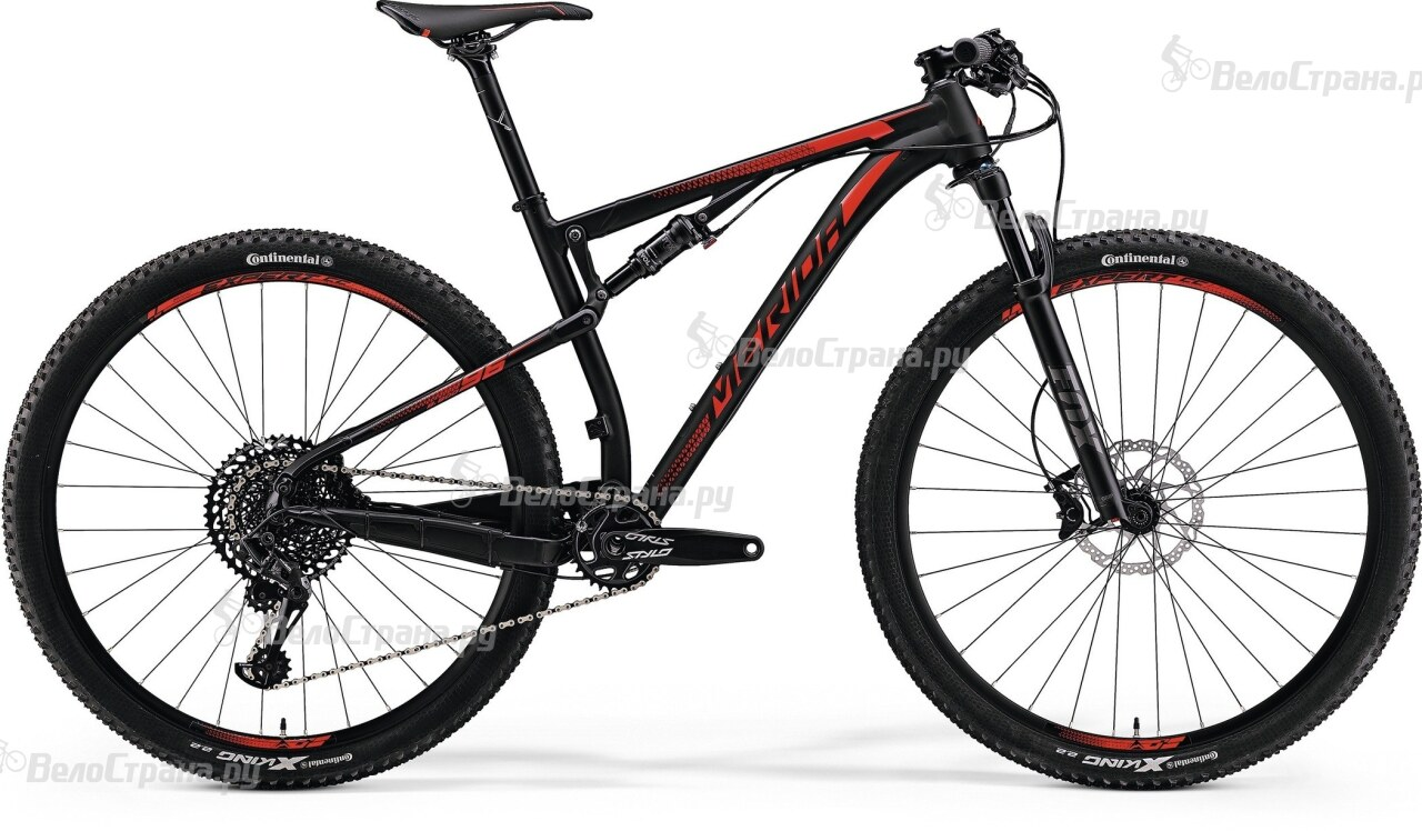 Велосипед Merida NINETY-SIX 800 29 (2018)