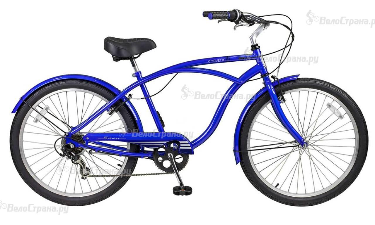 Велосипед Schwinn CORVETTE (2016) велосипед schwinn vantage f2 2016
