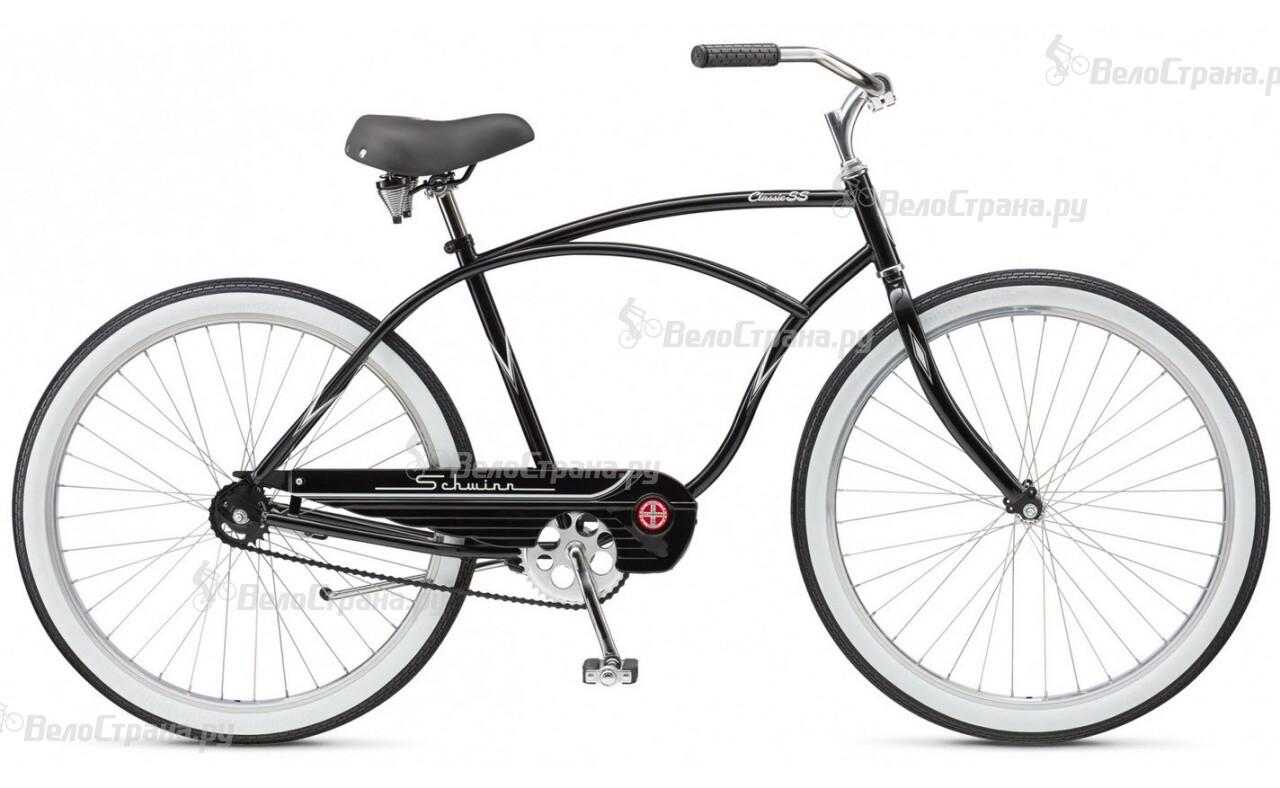 Велосипед Schwinn CLASSIC SS MENS (2016) велосипед schwinn sanctuary mens 2015