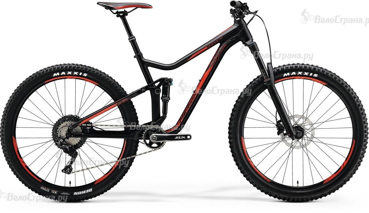 Велосипед Merida ONE-FORTY 700 (2018)