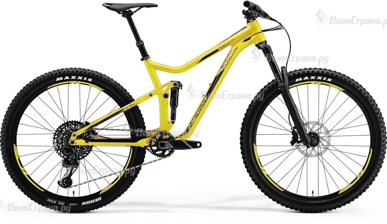 Велосипед Merida ONE-FORTY 800 (2018)