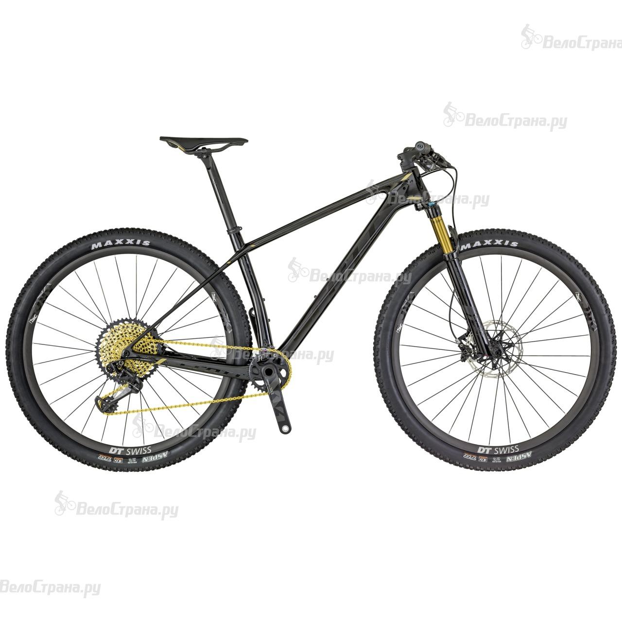 Велосипед Scott Scale RC 900 SL (2018) scott addict sl compact 2015