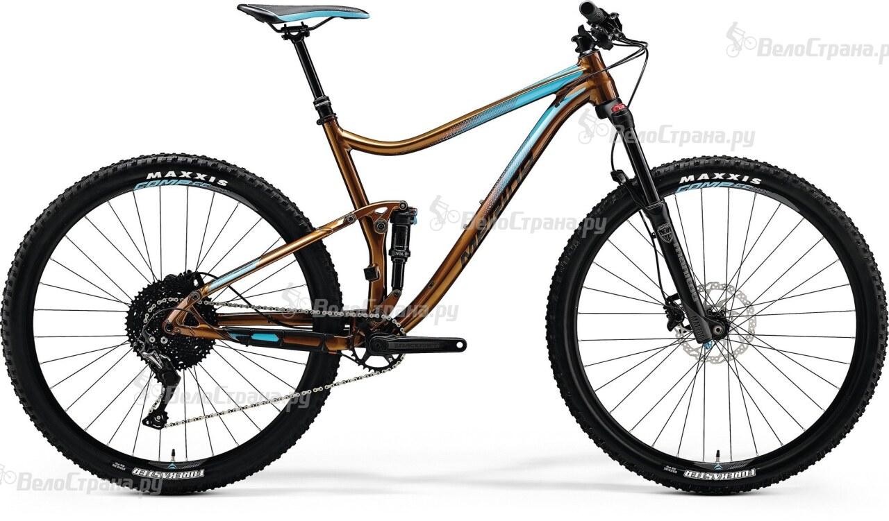 Велосипед Merida ONE-TWENTY 600 29 (2018) manitou marvel comp 29