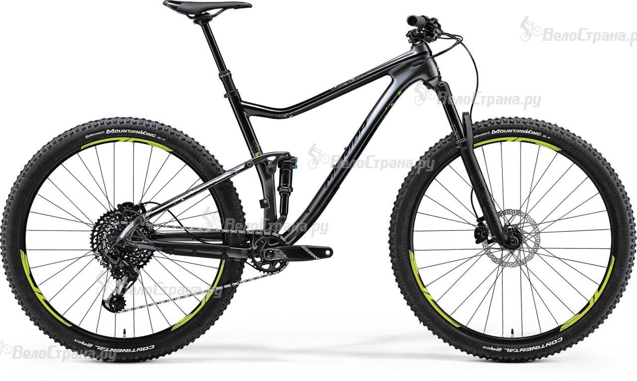 Велосипед Merida ONE-TWENTY 6000 27.5 (2018)