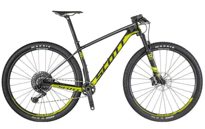 Горный велосипед Scott Scale RC 900 Pro (2018)  - купить со скидкой