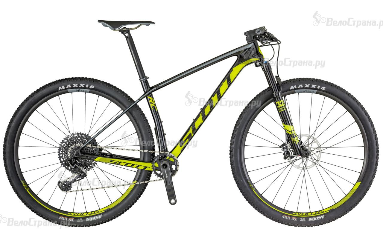 Велосипед Scott Scale RC 900 Pro (2018)