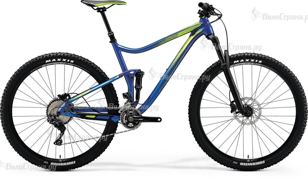 Велосипед Merida ONE-TWENTY XT-EDITION 29 (2018)