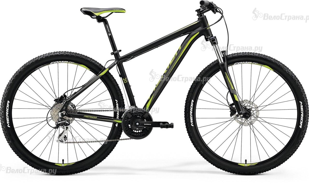 Велосипед Merida BIG.NINE 20-D (2018)