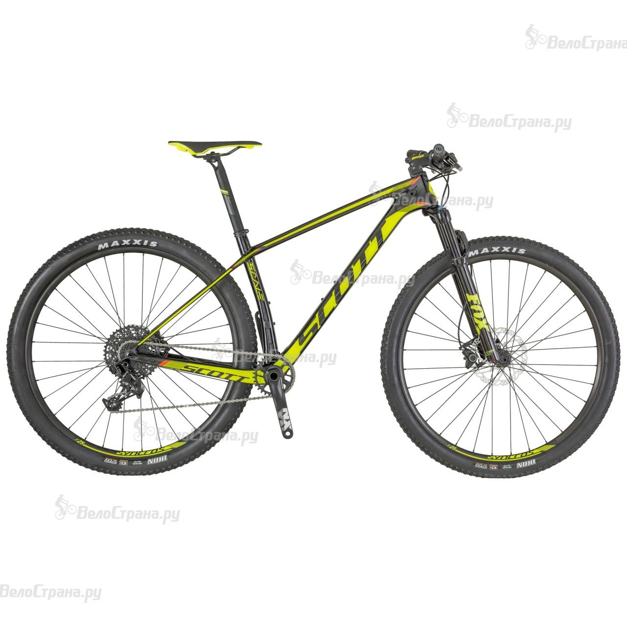 Велосипед Scott Scale 930 (2018)
