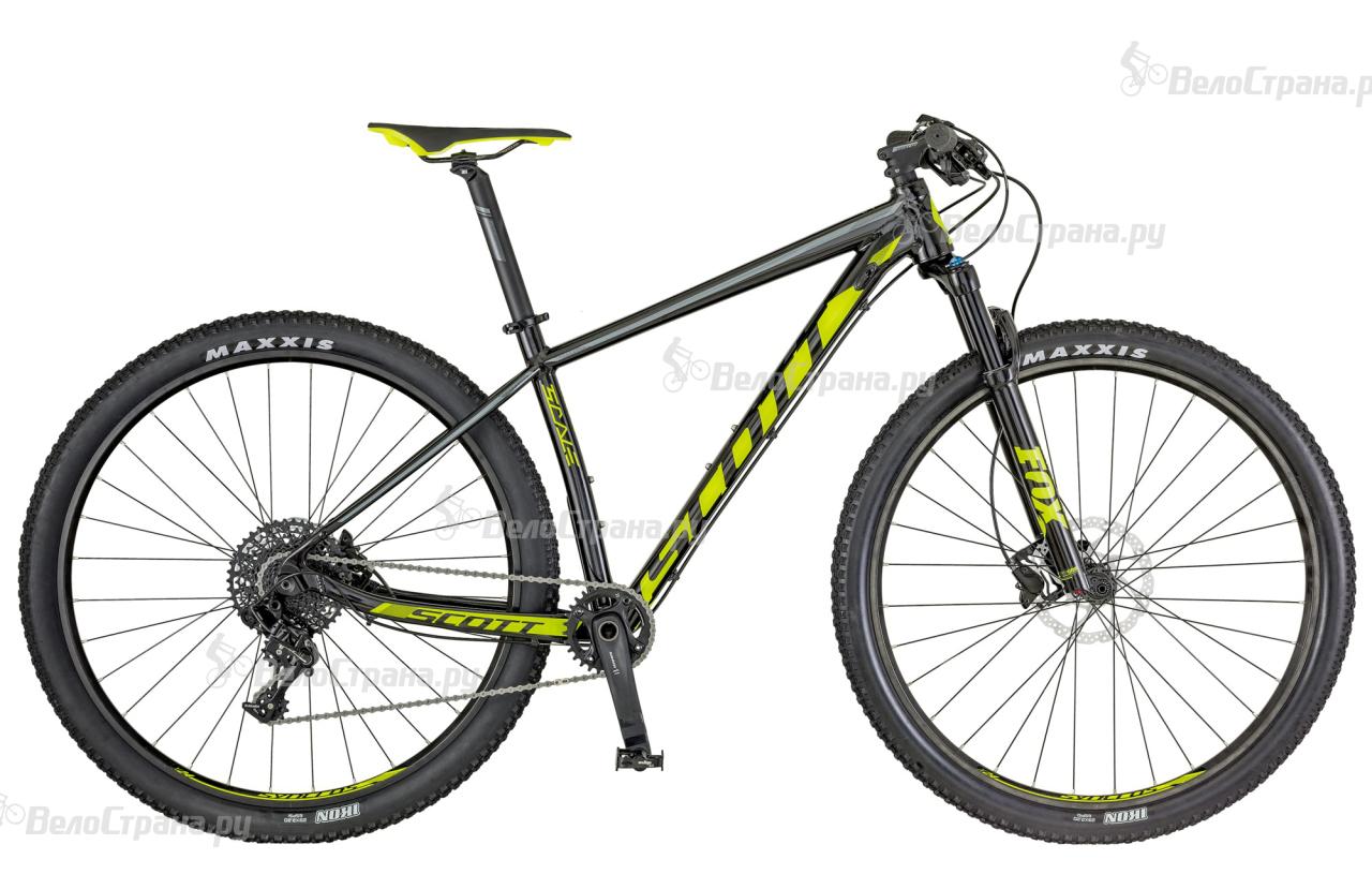 Велосипед Scott Scale 950 (2018)
