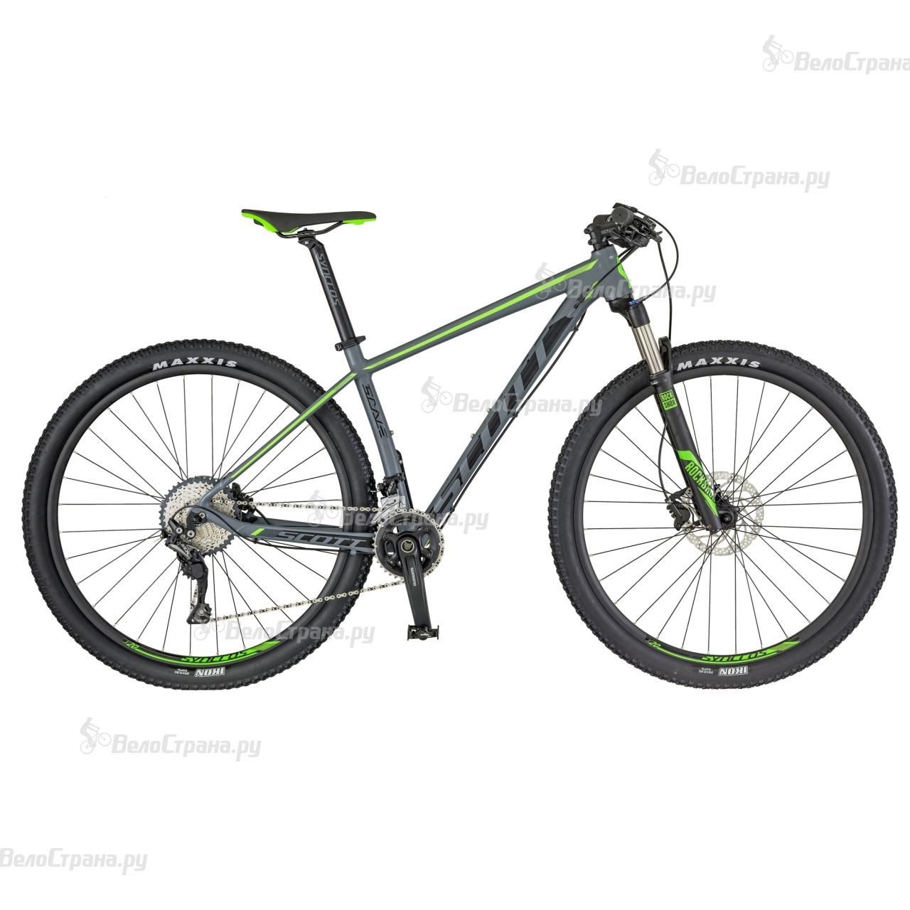Велосипед Scott Scale 960 (2018)