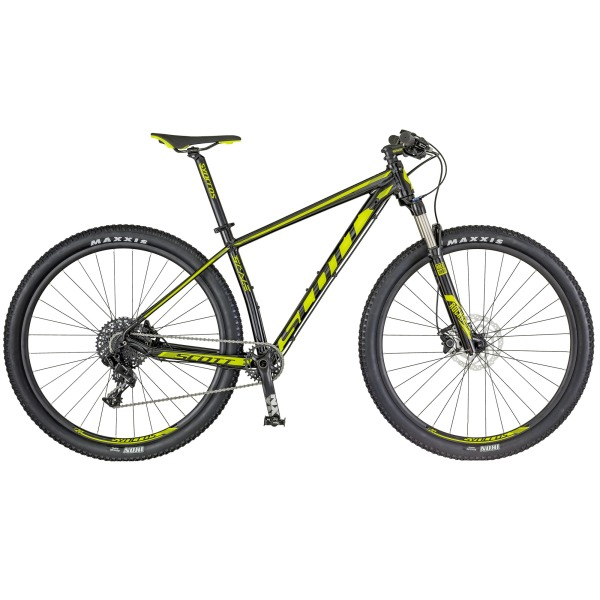 Горный велосипед Scott Scale 980 (2018)  - купить со скидкой
