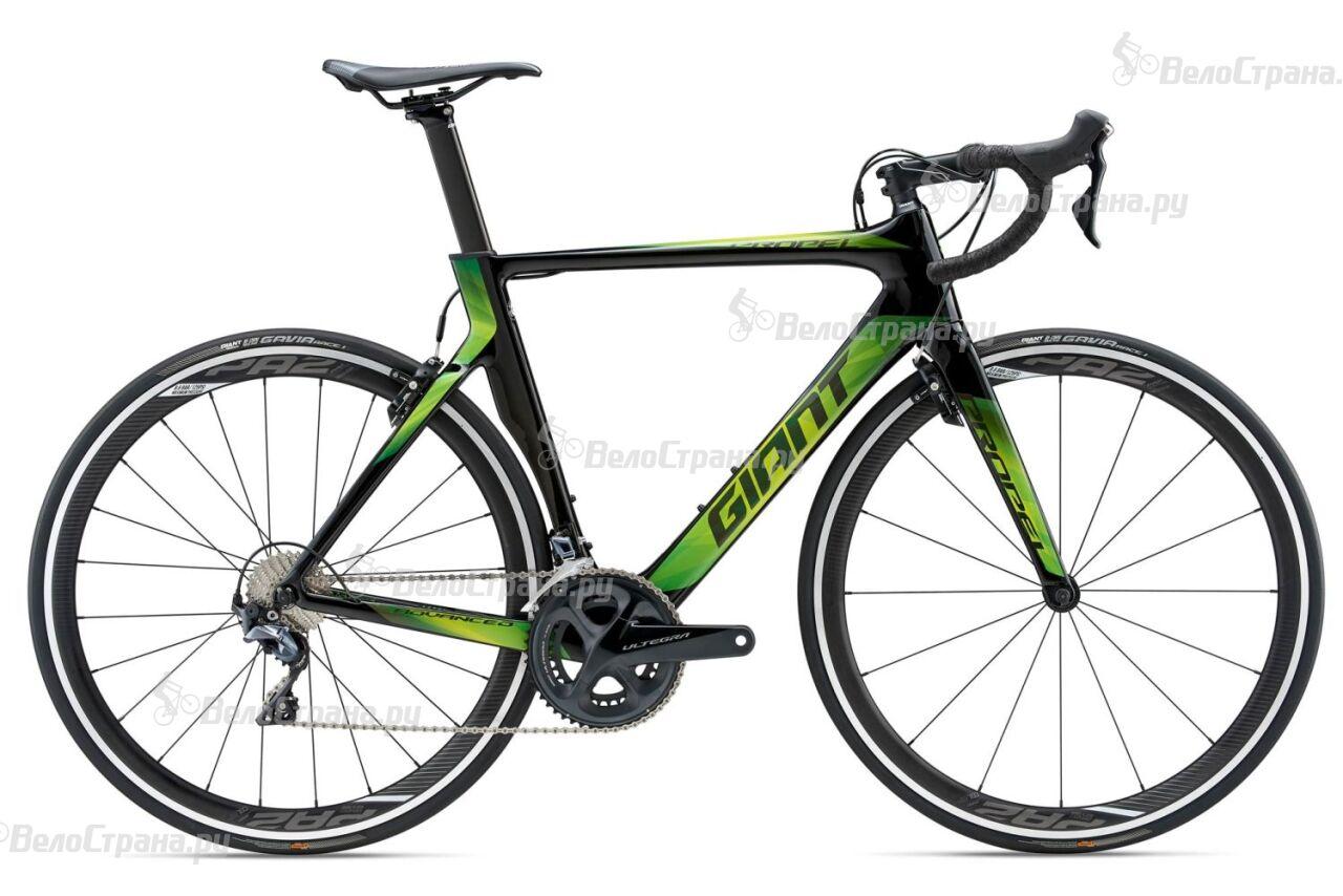 Велосипед Giant Propel Advanced 1 (2018)