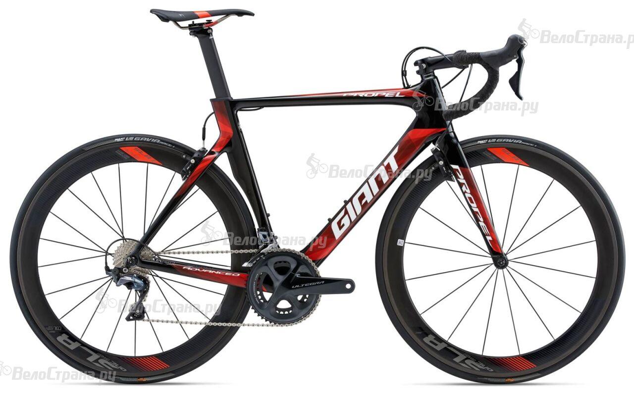 Велосипед Giant Propel Advanced Pro 1 (2018)