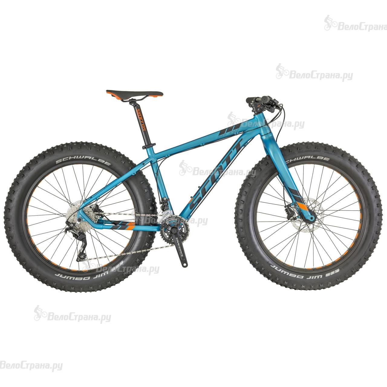 Велосипед Scott Big Jon (2018) jon chappell guitar for dummies