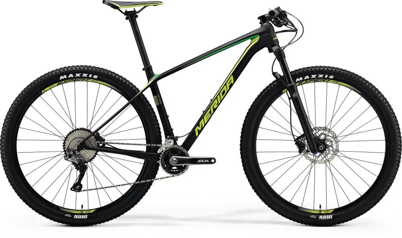 Купить Горный велосипед Merida BIG.NINE 4000 (2018)