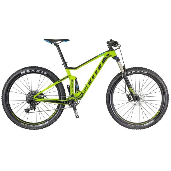 Купить Двухподвесный велосипед Scott Spark 740 (2018)