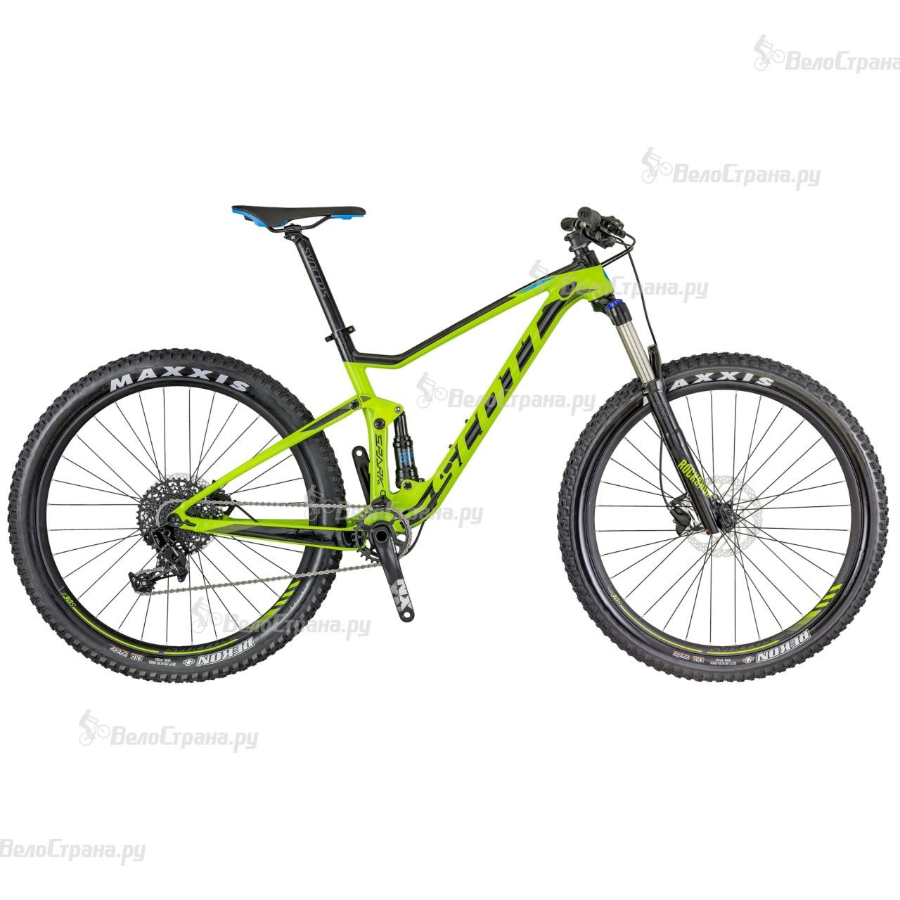 Велосипед Scott Spark 740 (2018) scott spark 740 2017
