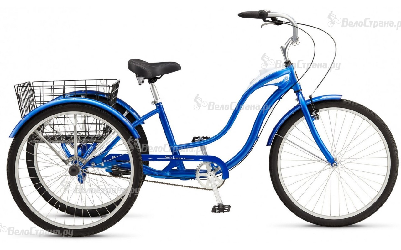 Велосипед Schwinn TOWN & COUNTRY (2016) велосипед schwinn town