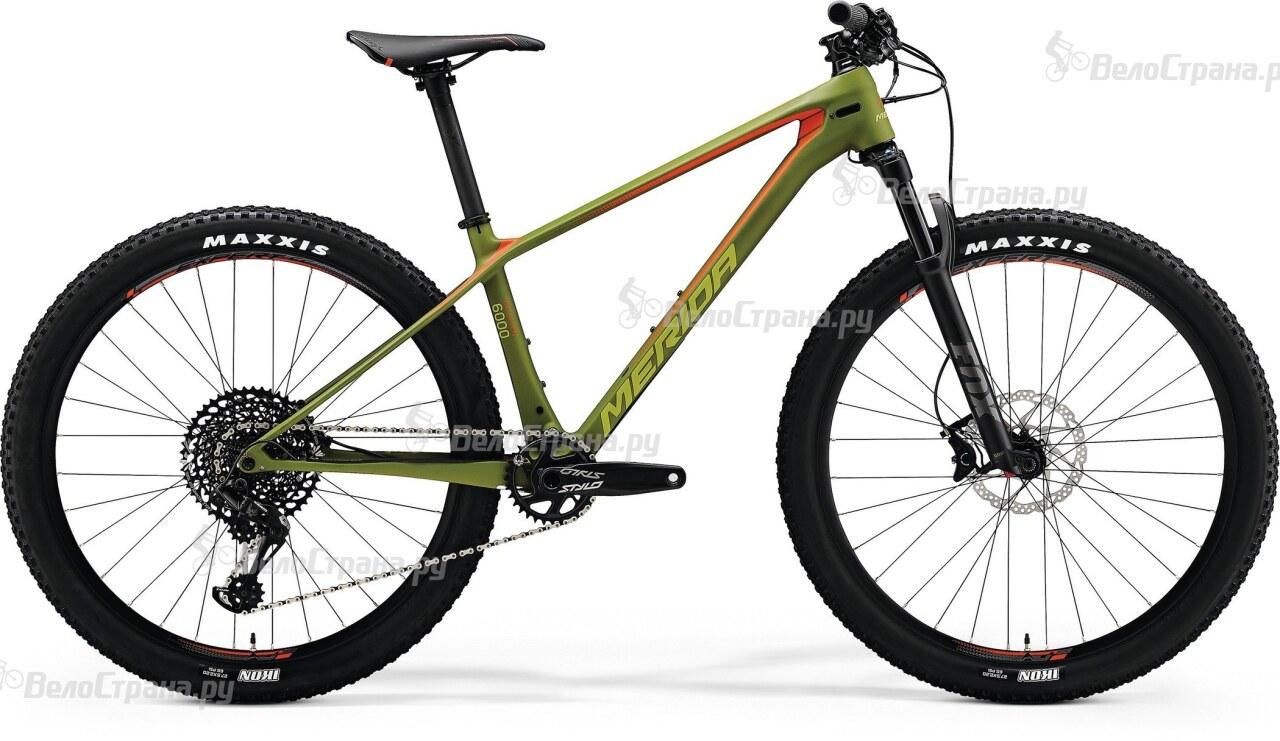 Велосипед Merida BIG.SEVEN 6000 (2018) минитракторы в москве кубота 6000