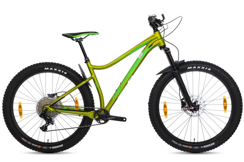 Купить Горный велосипед Merida BIG.TRAIL 500 (2018)
