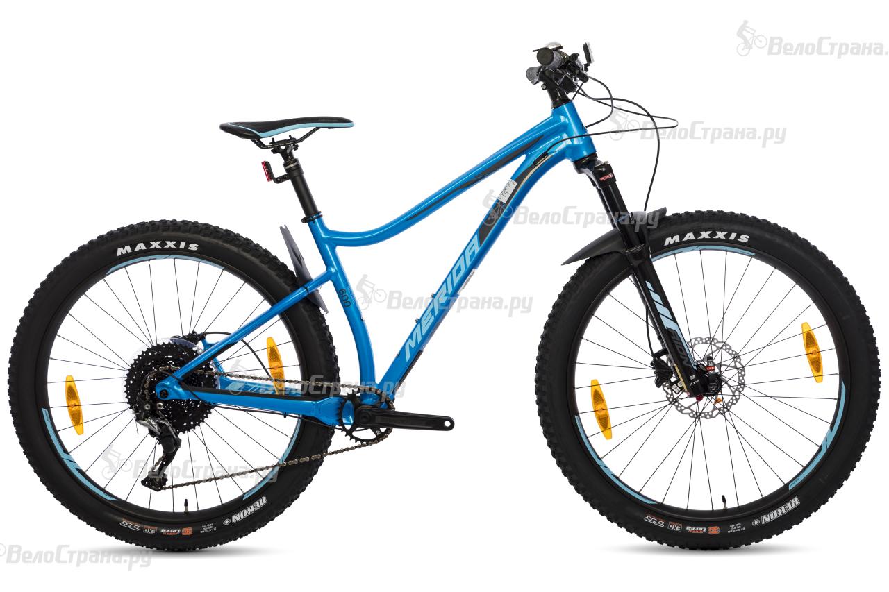Велосипед Merida BIG.TRAIL 600 (2018) запчасть merida big trail 600 frm 93036