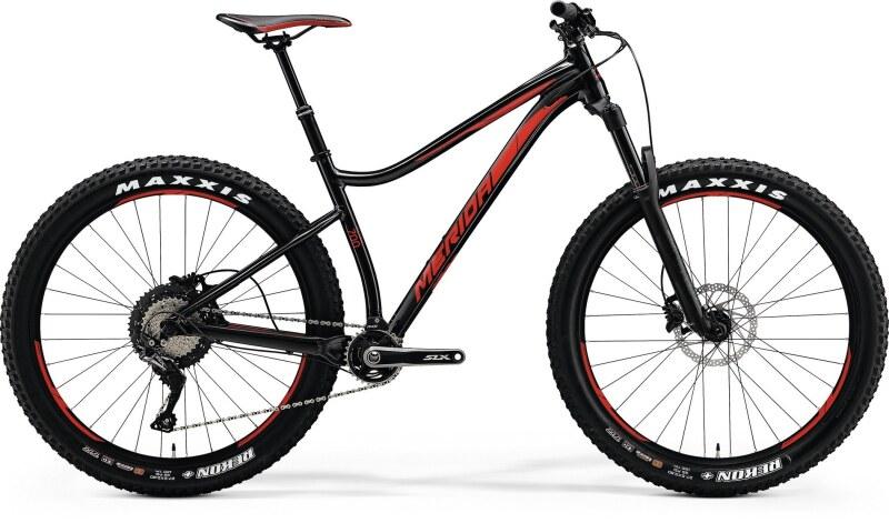 Купить Горный велосипед Merida BIG.TRAIL 700 (2018)