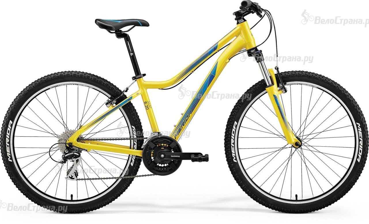 все цены на Велосипед Merida JULIET 6. 20-V (2018) онлайн
