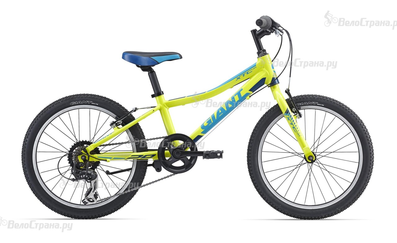 Велосипед Giant XTC Jr 20 Lite (2016) велосипед giant xtc jr 24 lite 2016