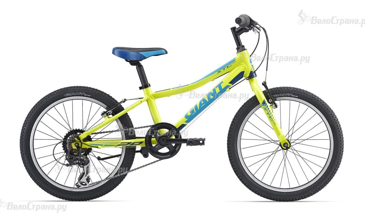 Велосипед Giant XTC Jr 20 Lite (2016) велосипед giant xtc 7 2014