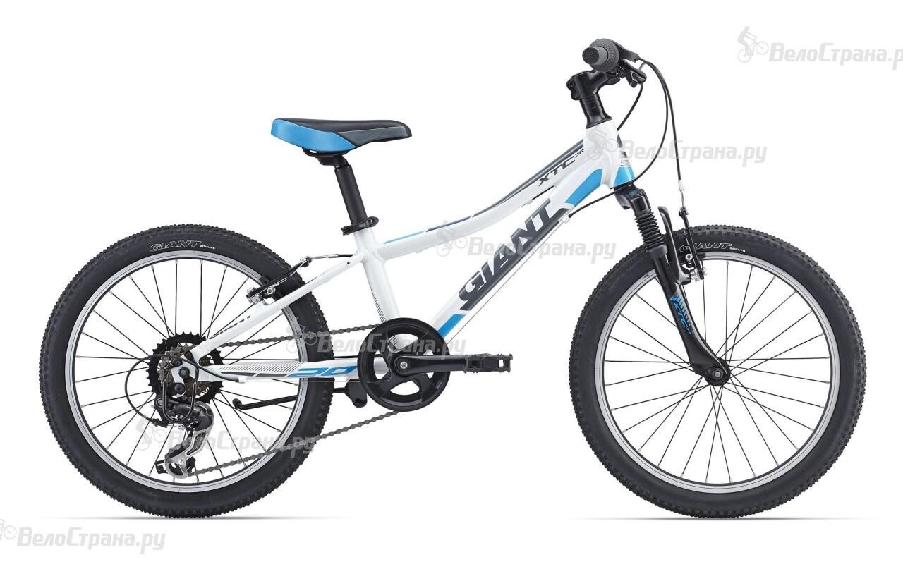 Велосипед Giant XtC Jr 20 (2016)