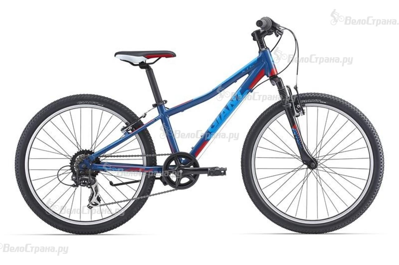 Велосипед Giant XtC Jr 2 24 (2016) велосипед детский giant xtc jr 2 2015 цвет черный колесо 24