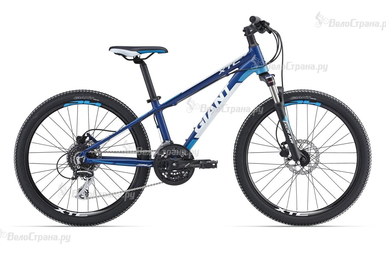 Велосипед Giant XtC SL Jr 24 (2016) велосипед pegasus piazza gent 7 sp 28 2016