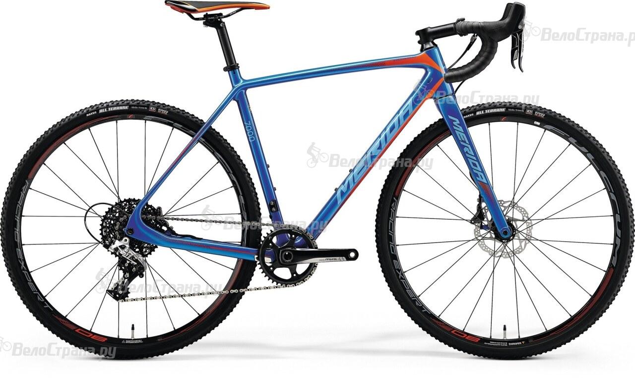 Велосипед Merida CYCLO CROSS 7000 (2018)