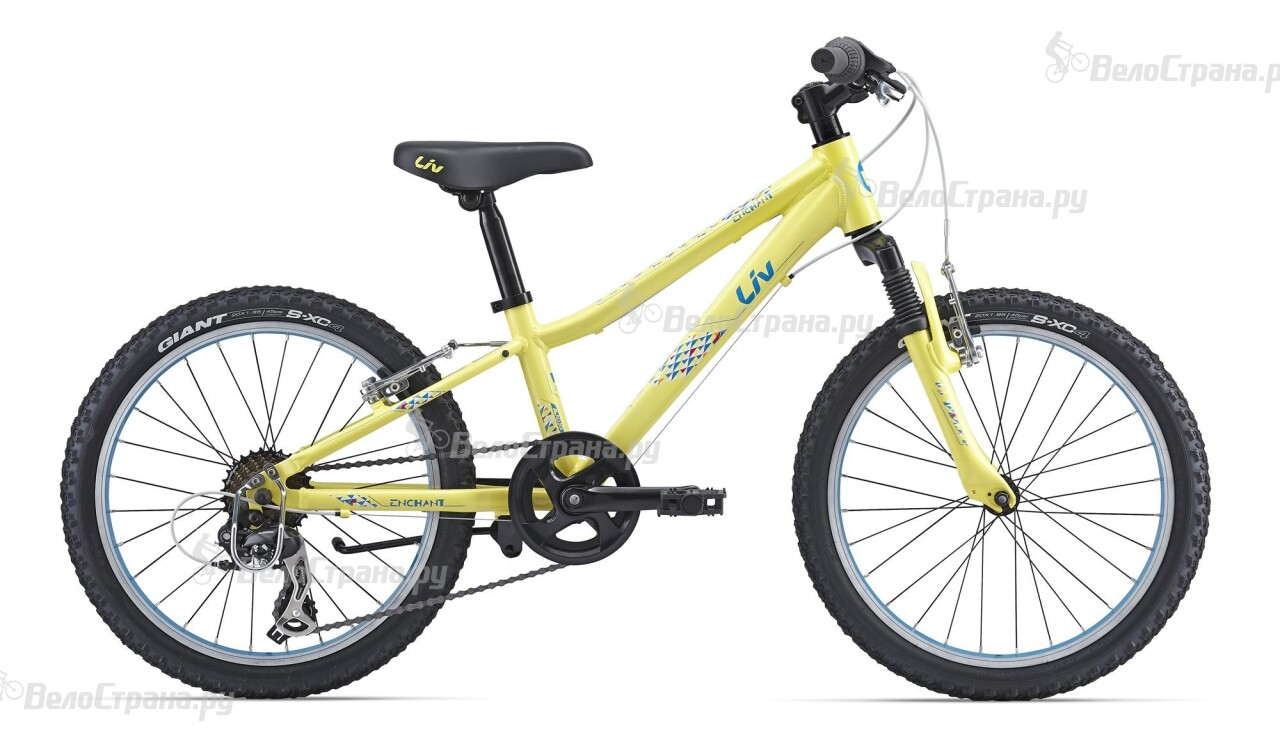 Велосипед Giant Enchant 20 (2016) велосипед giant enchant 1 2016