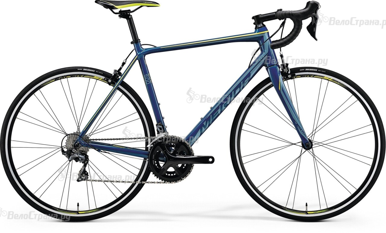 Велосипед Merida SCULTURA 500 (2018)