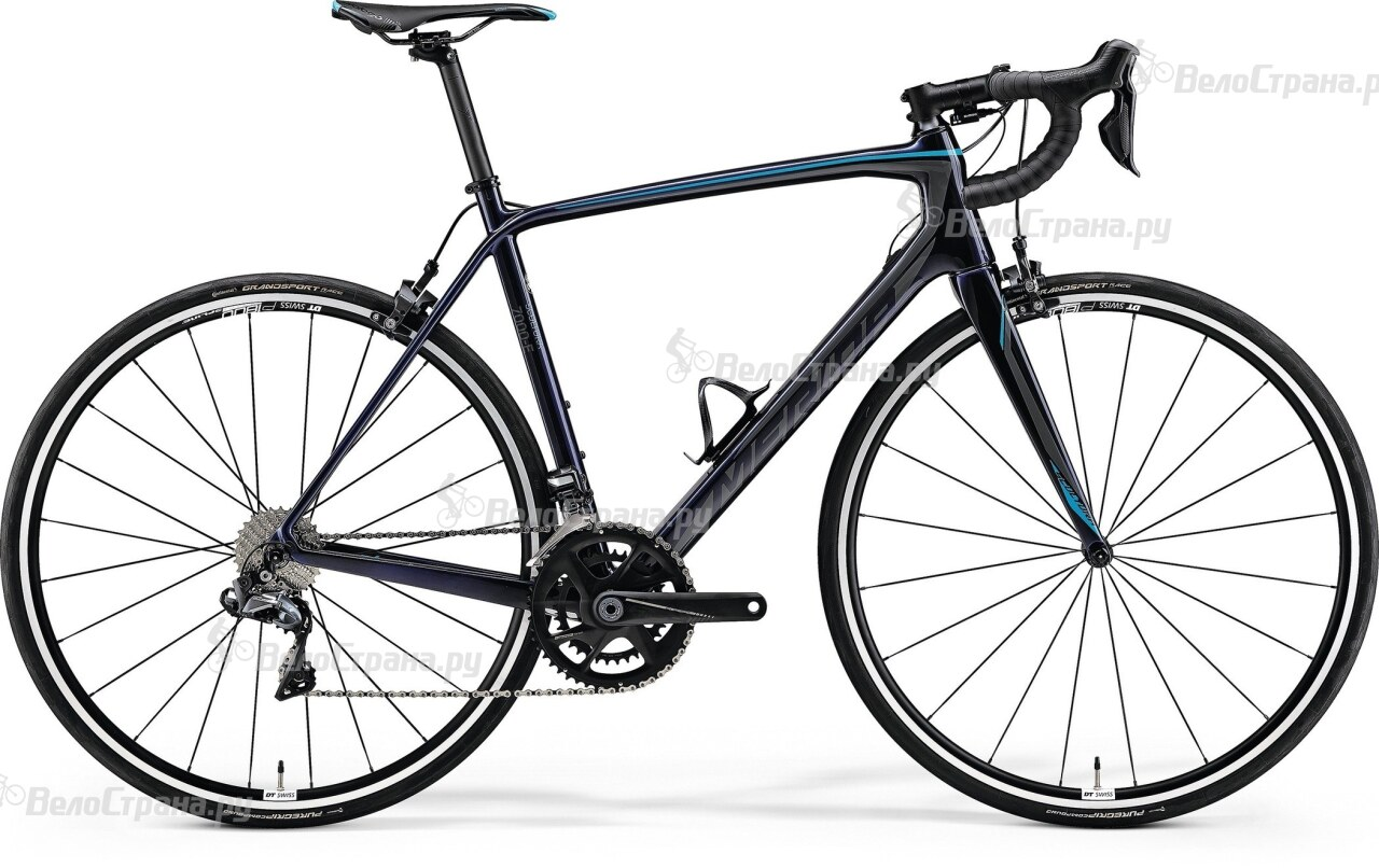 Велосипед Merida SCULTURA 7000-E (2018)
