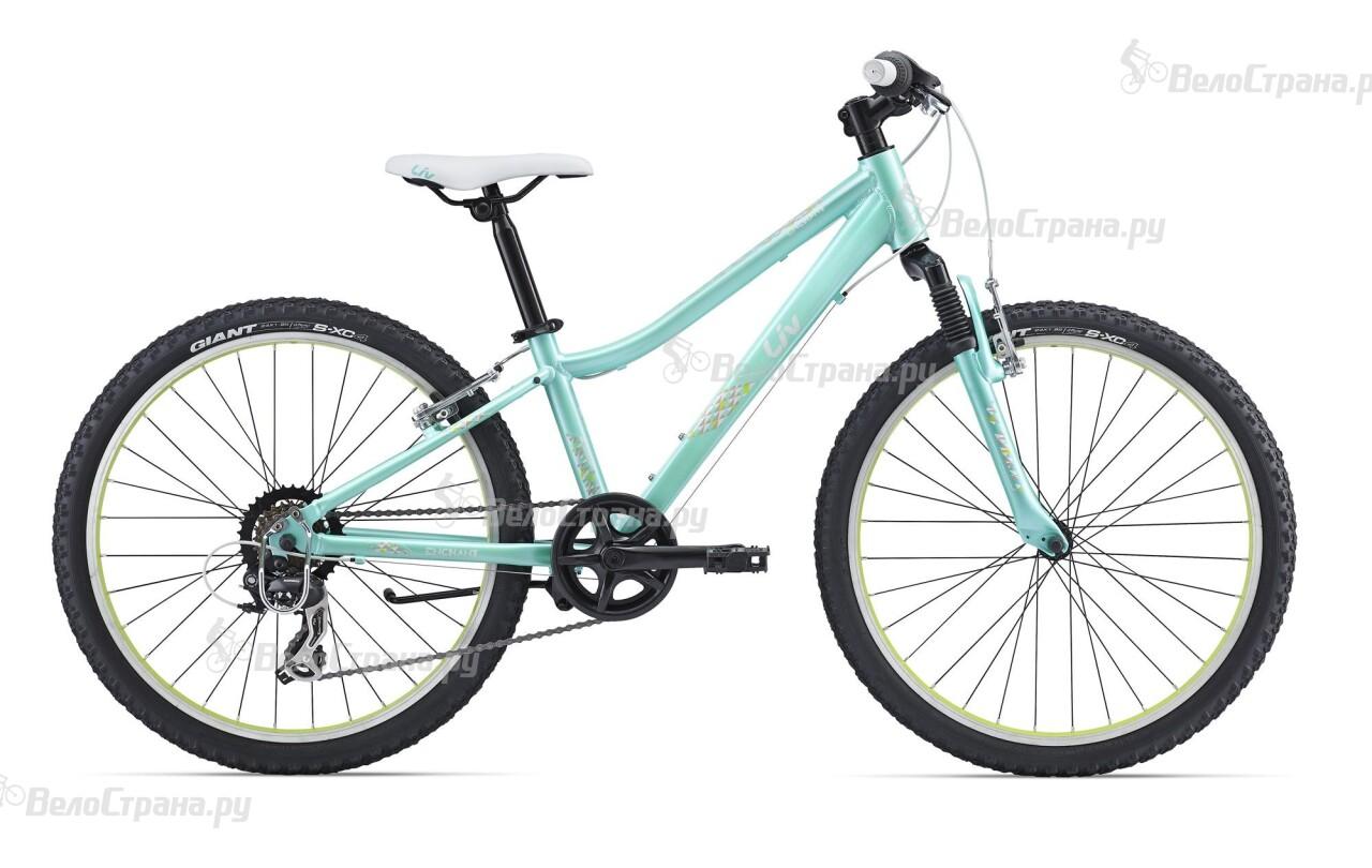 Велосипед Giant Enchant 2 24 (2016) велосипед giant enchant 1 2016