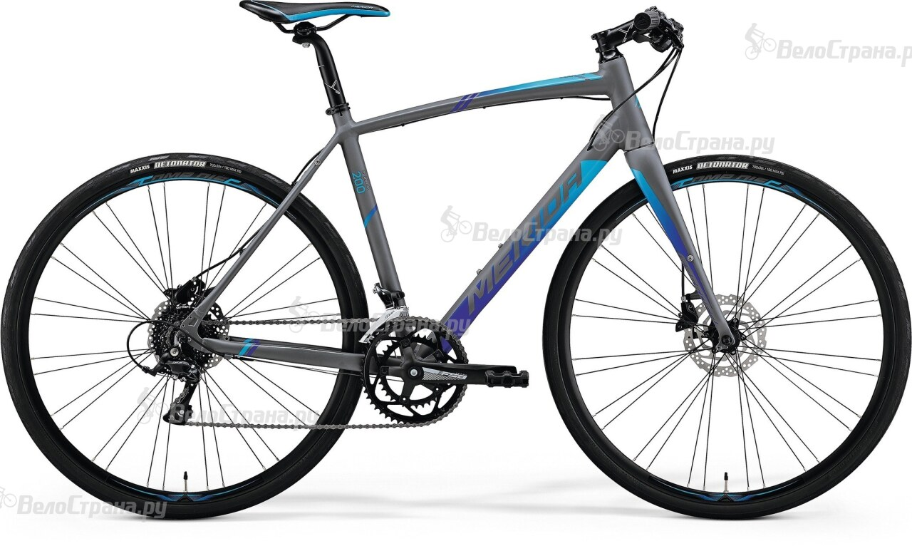 где купить Велосипед Merida SPEEDER 200 (2018) дешево