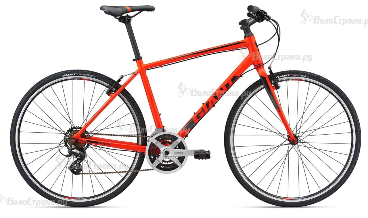 Велосипед Giant Escape 3 (2018)