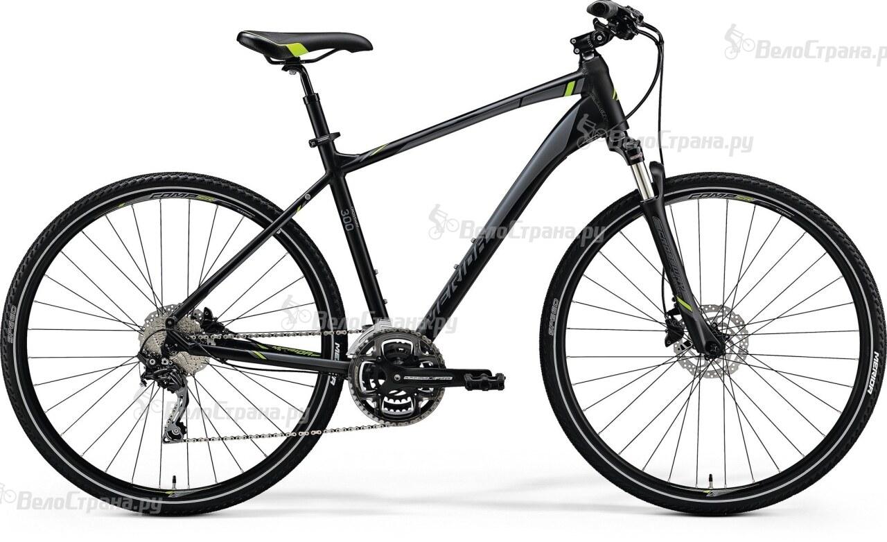 Велосипед Merida CROSSWAY 300 (2018)