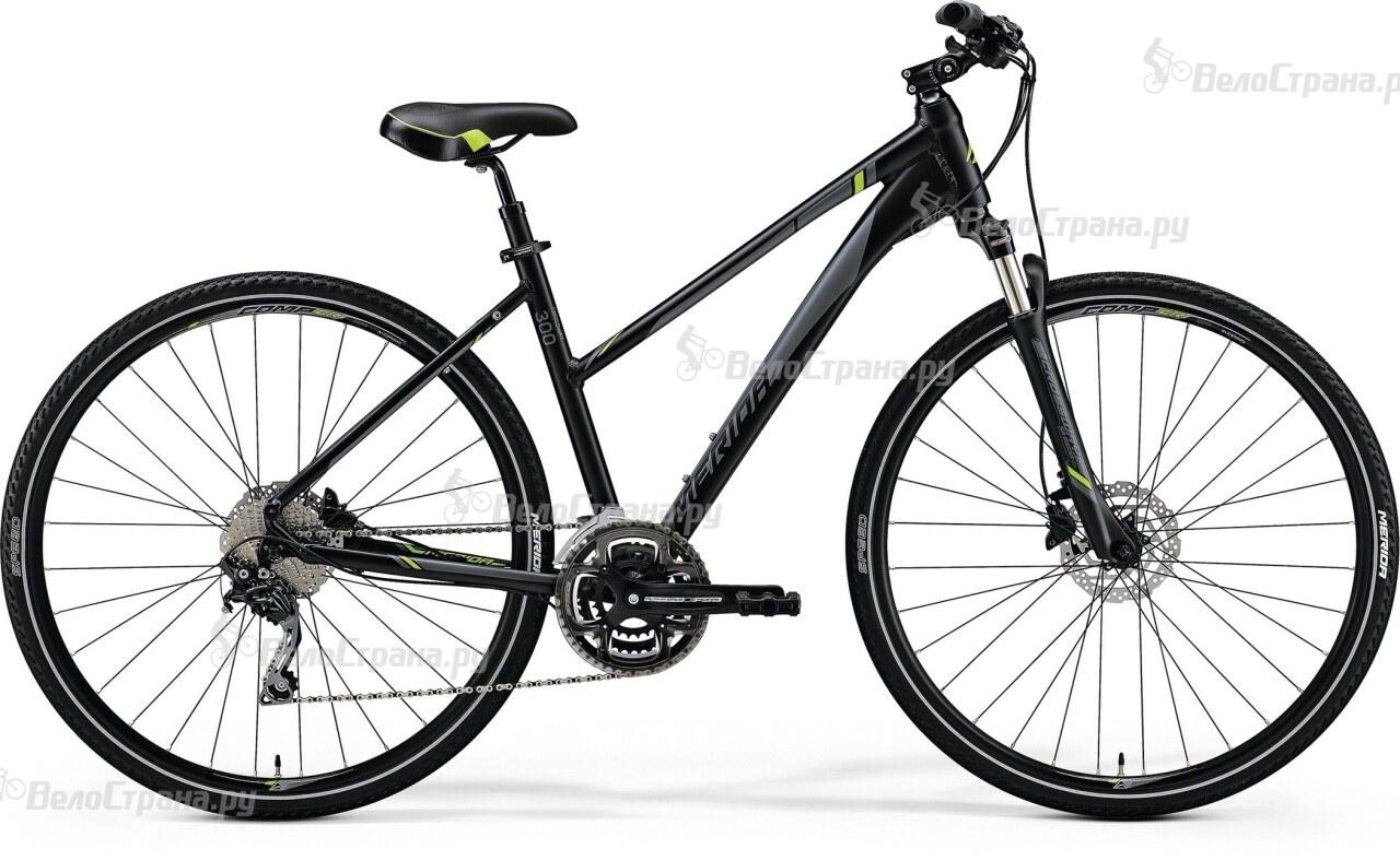 Велосипед Merida CROSSWAY 300 LADY (2018)