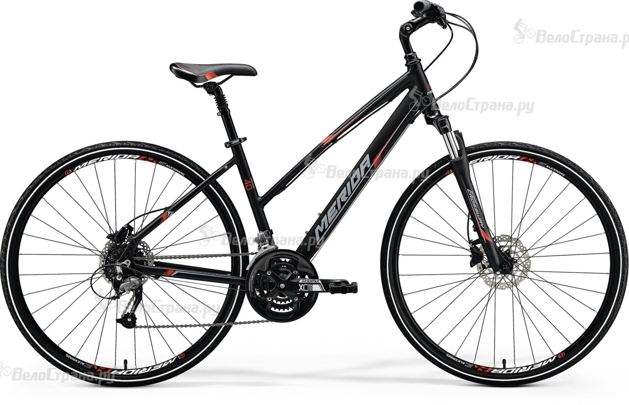 Велосипед Merida CROSSWAY 40-D LADY (2018)
