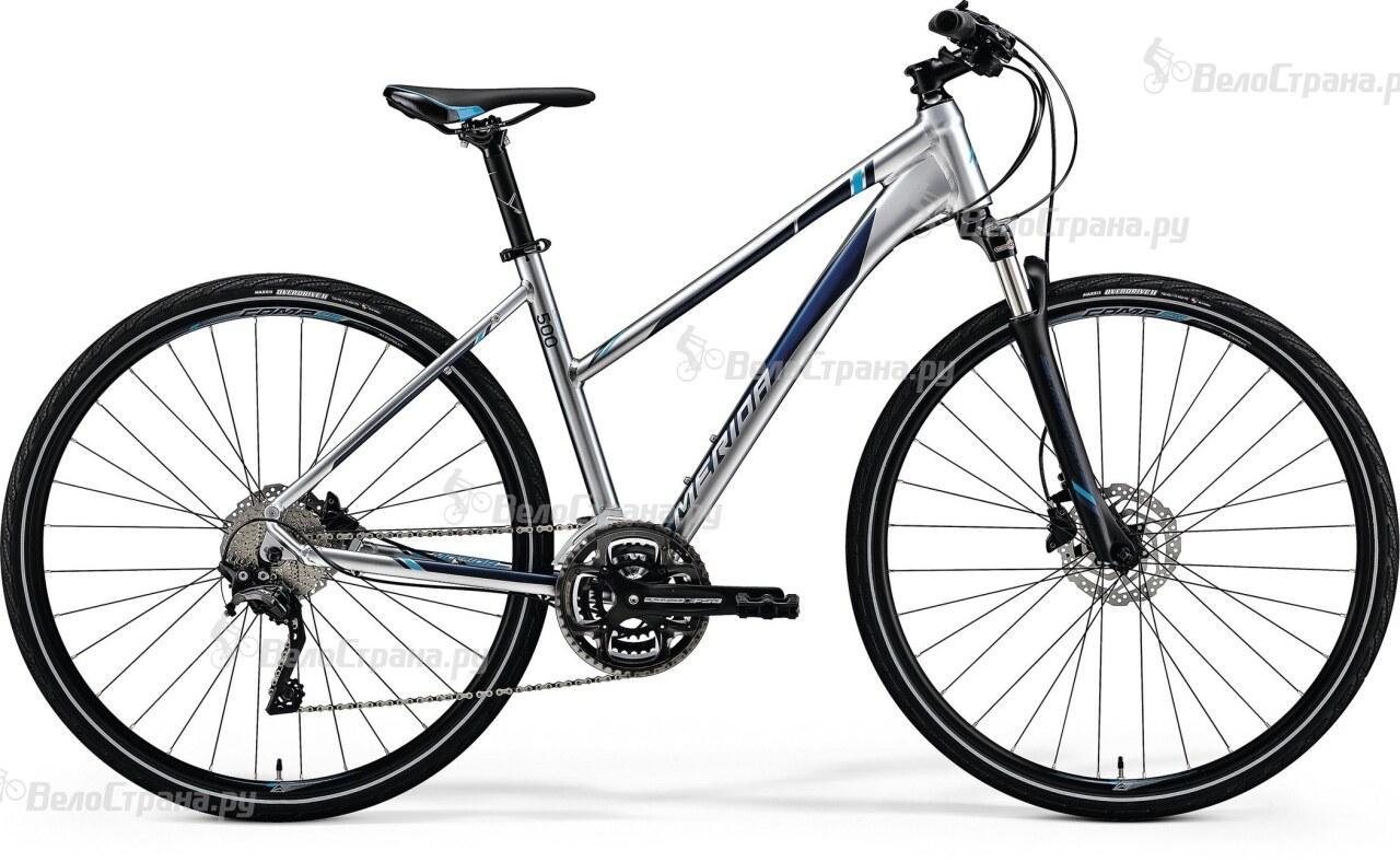 Велосипед Merida CROSSWAY 500 LADY (2018)