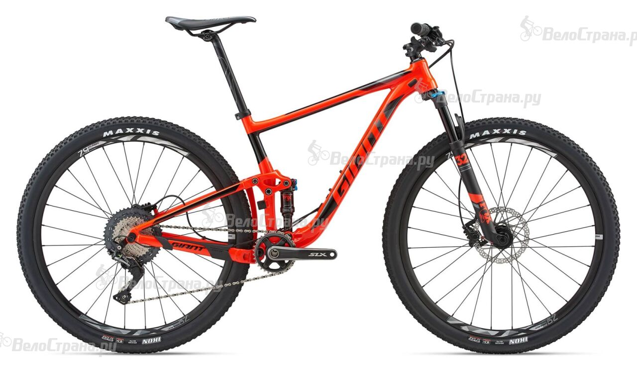 Велосипед Giant Anthem 29er 2 (2018) велосипед giant fathom 29er 2 ltd 2017 черный зеленый